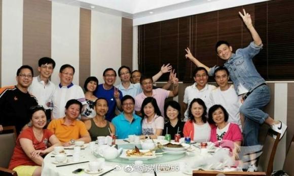 sao Cbiz đi họp lớp,Lâm Chí Linh,sao Hoa ngữ
