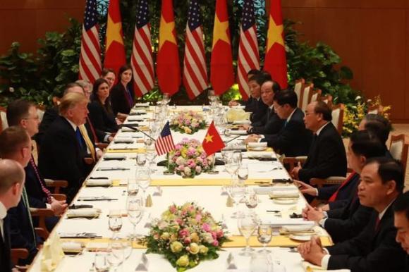 Tổng thống Donald Trump, Chủ tịch Kim Jong Un, Hội nghị thượng đỉnh Mỹ - Triều