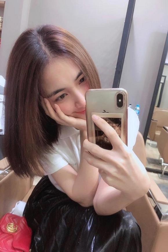 Hòa Minzy, Hòa Minzy cắt tóc ngắn, kiểu tóc Hòa Minzy