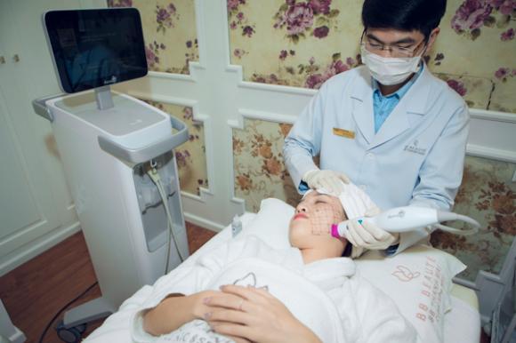 Siêu mẫu Thúy Hạnh, BB Thanh Mai, Trẻ hóa da