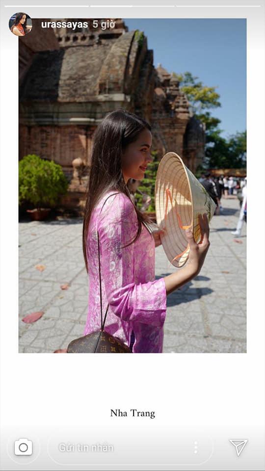 Yaya Urassayas, sao Thái Lan, diễn viên Yaya Urassayas