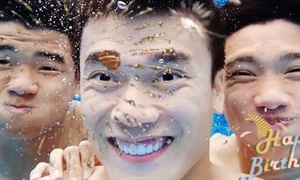 Con trai Khánh Thi, Kubi, clip ngôi sao