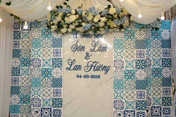 MC Dương Sơn Lâm, Dương Sơn Lâm, đám cưới Dương Sơn Lâm