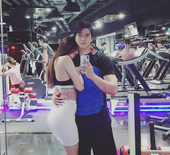 Kiên trì tập gym, Khánh My đã được 'gia nhập' hội mỹ nhân có vòng ba 'khủng'