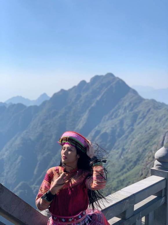 Hoa hậu Ngọc Hân, Ngọc Hân đi sapa, sao du lịch