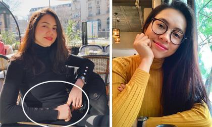 Á hậu Hoàng My, sao Việt