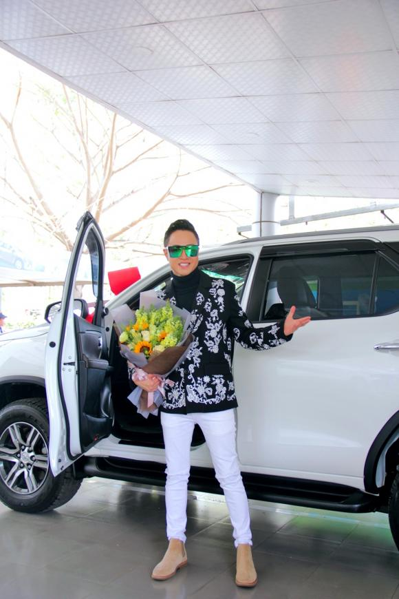Nhật Tinh Anh, ô tô của Nhật Tinh Anh, sao việt