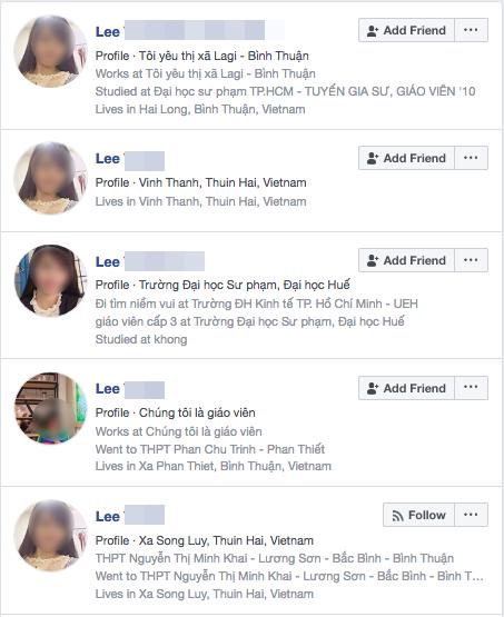 cô giáo Bình Thuận, bao cao su, giáo viên ngoại tình, cô giáo và nam sinh lớp 10, cô giáo và học sinh vào nhà nghỉ, cô giáo quan hệ học sinh, Facebook mạo danh
