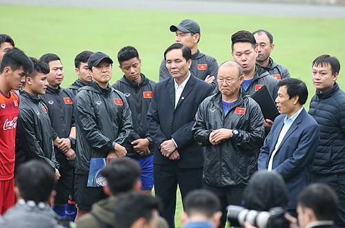 HLV Park Hang-seo, SEA Games 30, Nguyễn Ngọc Thiện, Thể thao, Du lịch