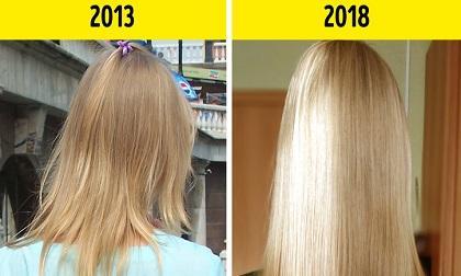 tóc đẹp, làm đẹp, chăm sóc tóc