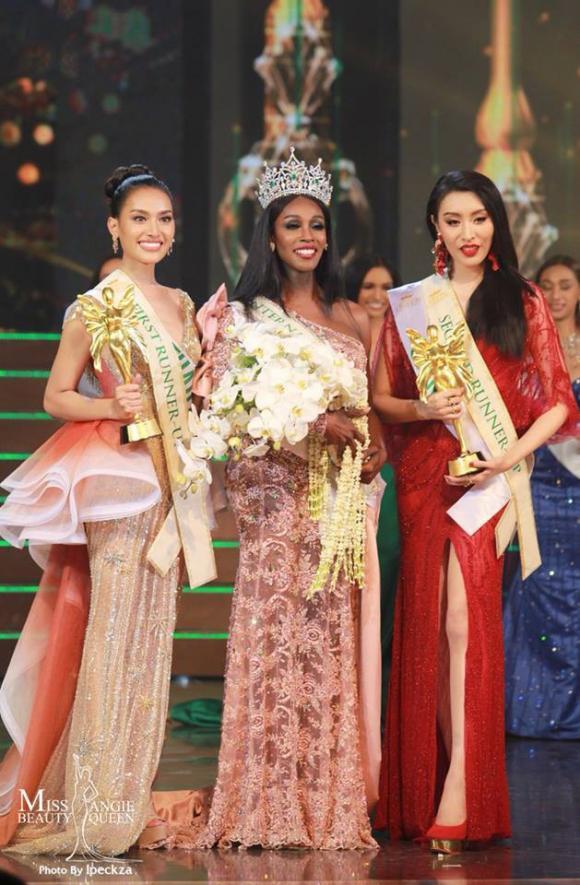 Hoa hậu Chuyển giới,Đỗ Nhật Hà,sao Việt