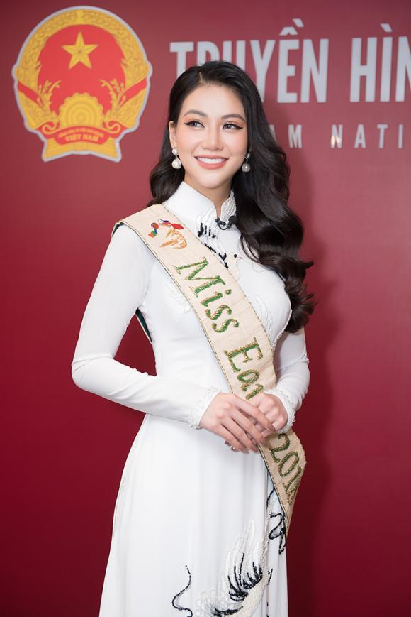 Hoa hậu phương khánh,hoa hậu trái đất, Miss Earth 2018,sao việt