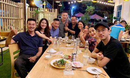 Tăng Thanh Hà, chị chồng Tăng Thanh Hà, Hà Tăng và gia đình chồng