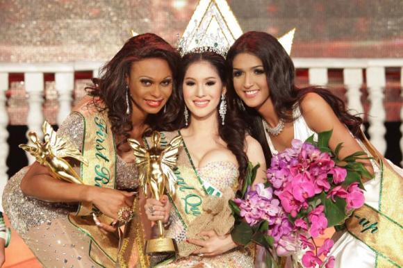 Hoa hậu chuyển giới Quốc tế, Hương Giang idol, Nong Poy