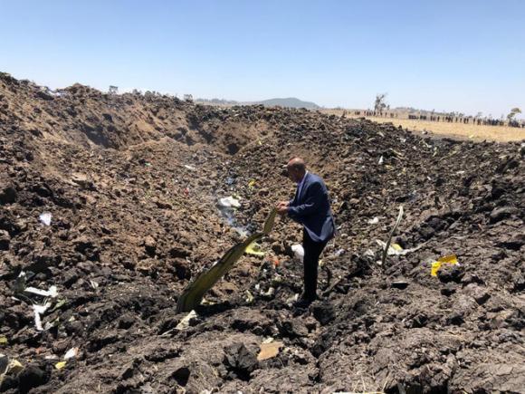 rơi máy bay, thảm kịch hàng không, tai nạn,  Ethiopia