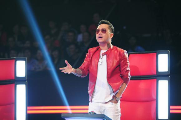 Tuấn Hưng, ca sĩ Tuấn Hưng, The Voice, sao Việt