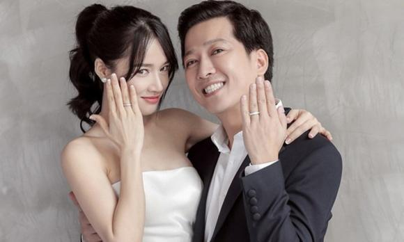 Nhã Phương, Nhã Phương và Trường Giang, đám cưới Trường Giang