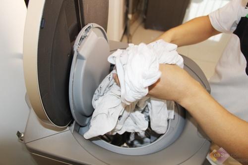 mẹo hay, giặt sạch,