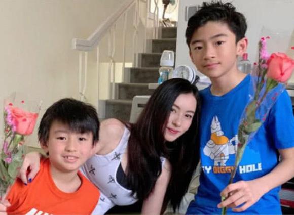 Trương Bá Chi, Tạ Đình Phong, con trai Tạ Đình Phong, giải trí Hoa ngữ
