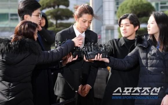 Jung Joon Young, sao hàn, scandal sao hàn