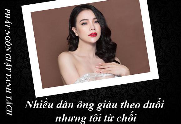 phát ngôn sao Việt tuần qua,Trà Ngọc Hằng,Thu Quỳnh,Linh Chi,Julia Hồ