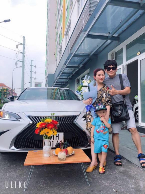 Kiều Linh, Kiều Linh mua xe, vợ chồng Kiều Linh