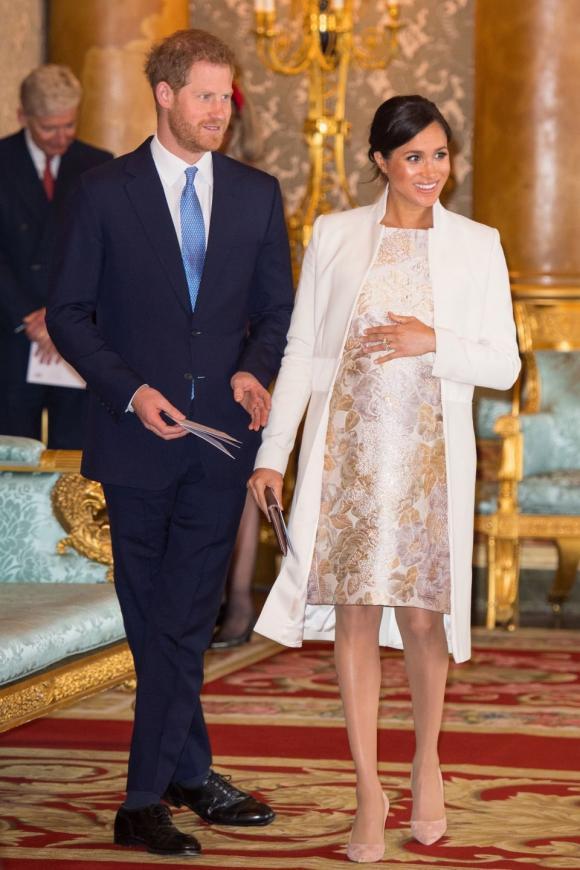Hoàng gia Anh,Công nương Kate,Meghan Markle,Nữ hoàng Anh