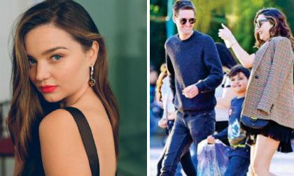Miranda Kerr,Orlando Bloom,Flynn Bloom,sao Hollywood