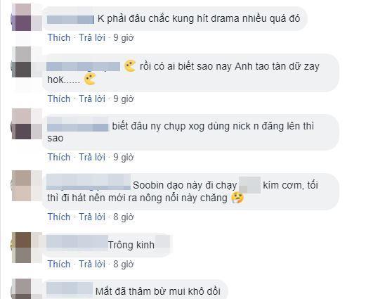 Soobin Hoàng Sơn, ảnh mới Soobin Hoàng Sơn, Soobin Hoàng Sơn phẫu thuật