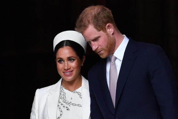 Hoàng gia Anh,Meghan Markle,trợ lý của Meghan