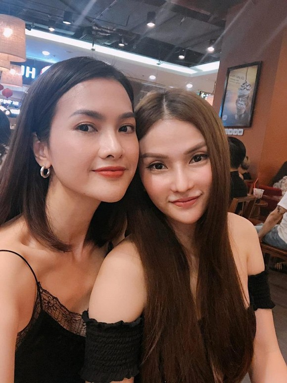 Thu Thủy,Anh Thư,sao Việt