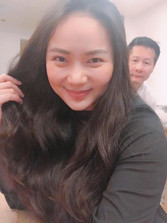 Phan Như Thảo, Phan Như Thảo chăm sóc tóc, cách để tránh rụng tóc sau sinh