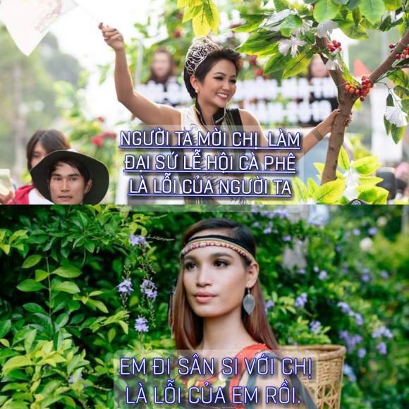 H'Ăng Niê,H'Hen Niê,sao Việt