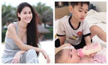 Thân Thuý Hà, con gái Thân Thuý Hà, sao việt