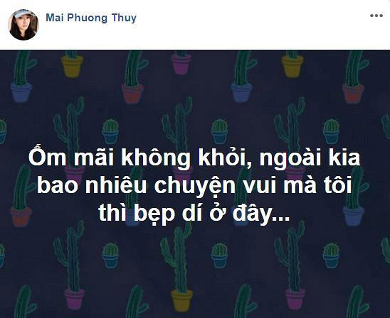 Mai Phương Thúy, Hoa hậu Mai Phương Thúy, Noo Phước Thịnh, sao Việt