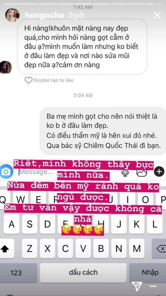 Hồ Ngọc Hà,Hồ Ngọc Hà phẫu thuật thẩm mỹ,sao Việt