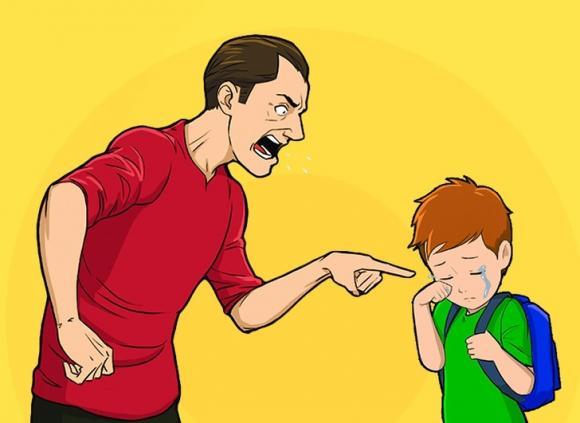 dạy con, dạy con sai cách, bố mẹ dạy con sai cách