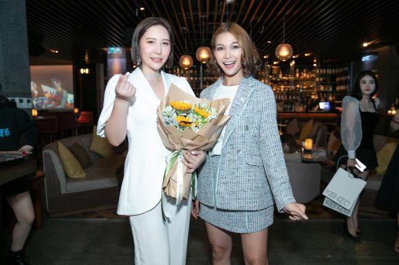 Hoa hậu Thu Hoài , Đức Hải , nghệ sĩ violin Hàn Quốc JMI KO