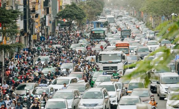 Cấm xe máy, Hà Nội, Tin nóng
