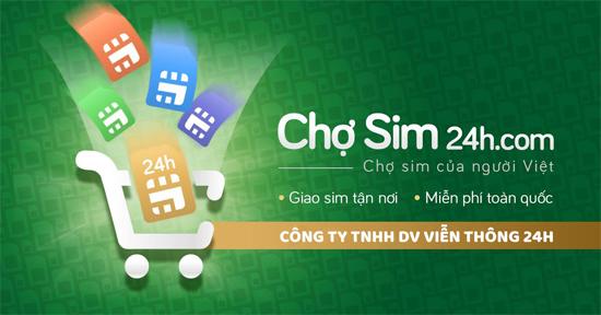 Chợ Sim 24h, Sim phong thủy, mua bán sim số