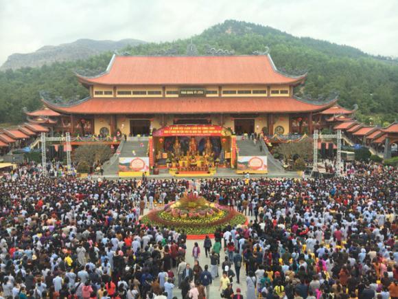 chùa Ba Vàng, vong báo oán, vong nhập, Uông Bí, Bộ Văn hóa