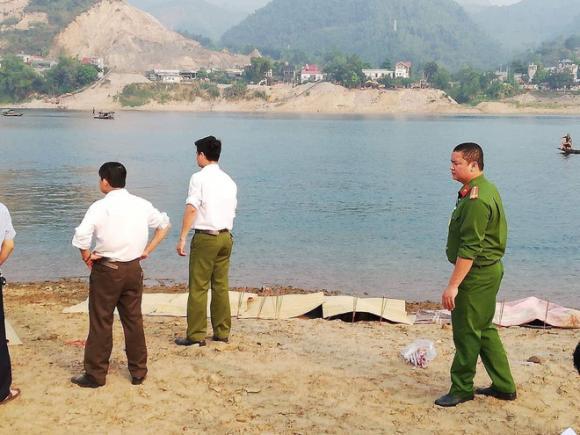 đuối nước, Hoà Bình, tai nạn,  sông Đà,  8 học sinh đuối nước
