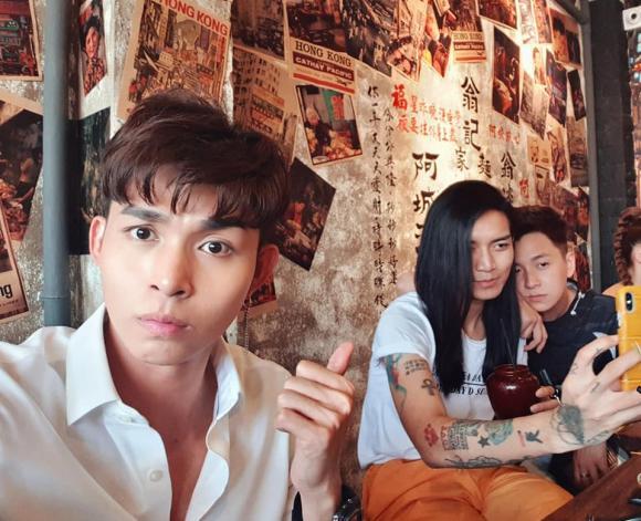 BB Trần, Ngô Kiến Huy, sao Việt