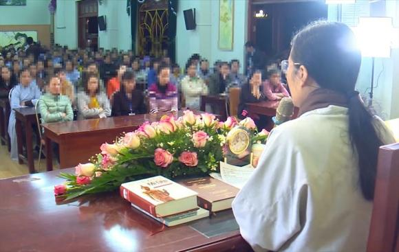 Chùa ba vàng, Gọi vong, Phạm Thị Yến