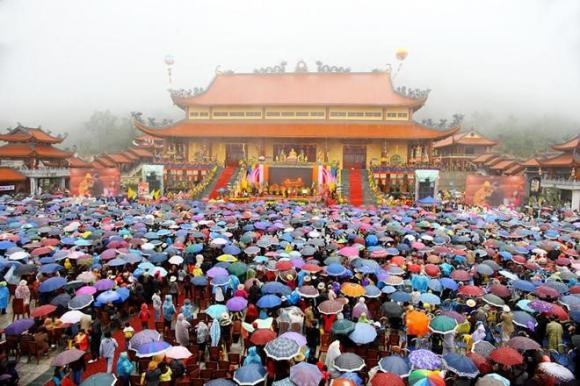 chùa Ba Vàng, vong báo oán, vong nhập, Uông Bí, Bộ Văn hóa, Giáo hội Phật giáo Việt Nam