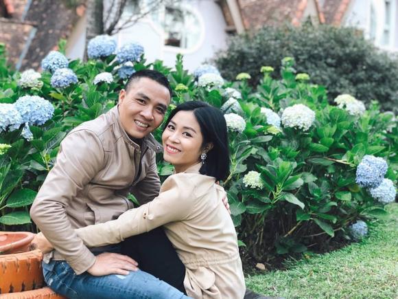 BTV Nguyễn Hoàng Linh, chồng BTV Nguyễn Hoàng Linh, sao Việt