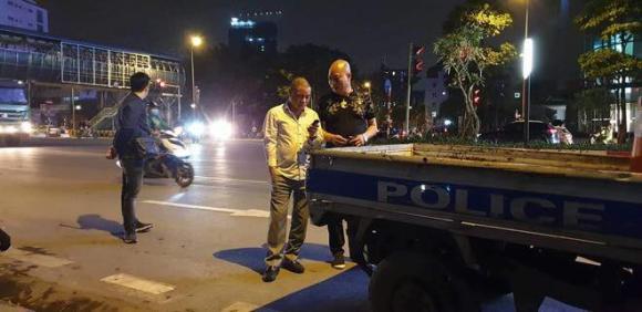 Nguyễn Chí Thanh, Láng Hạ,  Hà Nội, va chạm giao thông, tai nạn