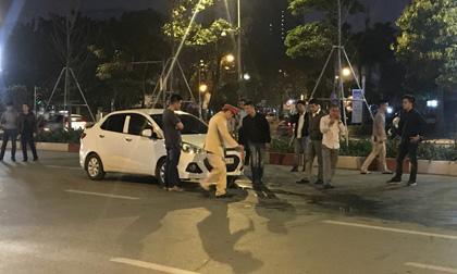 xe ô tô gặp tai nạn, tai nạn giao thông, tai nạn ô tô