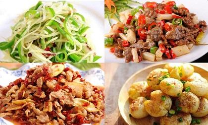 Nguyễn Phi Hùng, Canh kim chi thịt bò, Món ăn ngon