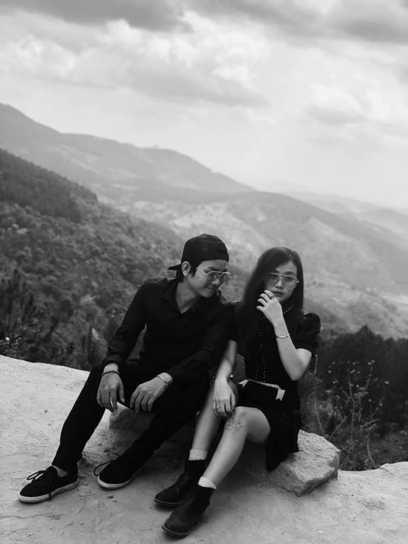 Hoài Lâm, con nuôi Hoài Linh, Hoài Lâm và bạn gái